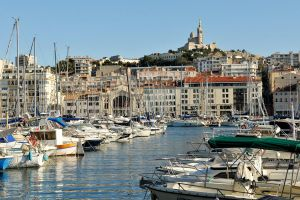 Marseille harbour 1 by wildplaces