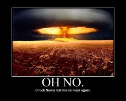 Chuck Norris by Tehmaster31