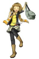 Pokemon: Trainer Rinzu by Rinzu