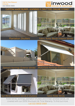 Get the Most Stylish and Durable Shutters for your by andersonmax483