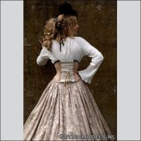 Me in corset by Lady-photographer