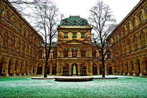 University of Vienna by mech7