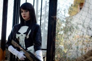 Lady Punisher by Karen--Kasumi