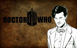 Doctor Who by HaHaIScareU