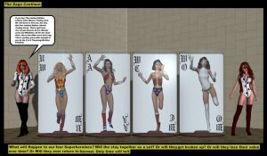 Ultra Woman Trading Card part 2 by ash5800940