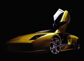 Lamborghini by Overcomer