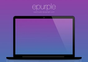epurple Wallpaper (No Icon) by WanMudD