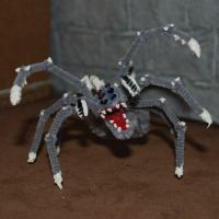 Gargoyle Spider Mini by the-gil-monster