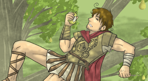 Rome is Relaxing by Duelistabbeyryou