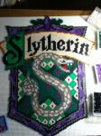 Slytherin house emblem by mininete