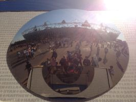 The Olympic Stadium 2012 by PurrV