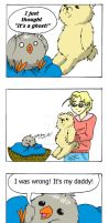 APH - It's Just My Daddy by Maru-sha