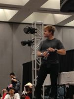 AX 2013 - Vic Mignogna by SpaceStation91