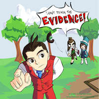 AJ - Don't Touch the Evidence by fluoroid
