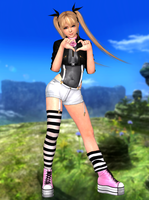Marie Rose(Casual) Dead or Alive 5 Last Round by XKamsonX