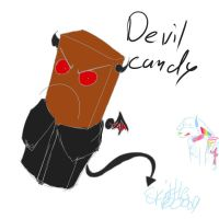 DEVIL CANDY by SkittleBoo