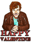 Happy Benedict Valentine by Nero749