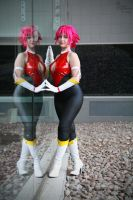 Cutie Honey I by EnchantedCupcake