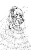 deathly bride to be ... by naomiyui