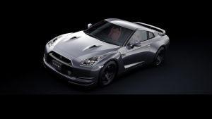 2008 Nissan GT-R Studio by advanRE7