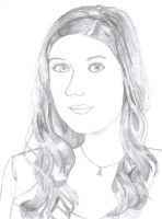 Amy Pond drawing by drawingdream