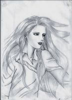 Bella Swan (cover Twilight graphic novel) by michelleable