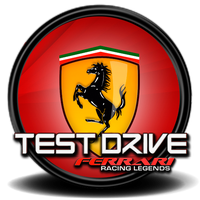 Test Drive: Ferrari Racing Legends Icon by SidySeven