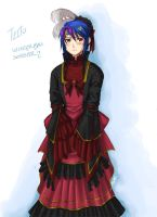 AoH::S2 Winterball outfit1 by Lo-wah
