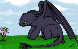 HTTYD Sketch Challenge by cml913