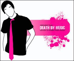 Death By Music Design 2 by carla22