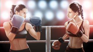Let's get ready to rumble by doahou