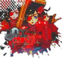 Black Crown' by PartyxGlam