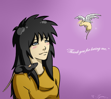 Thank You For Loving Me by Tyrus-San