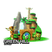 Classic Green Hill Zone by WingedKnight7