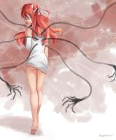 Elfen Lied fan character by amy30535