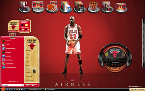 Chicago Bulls Desktop by a666a