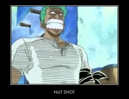 NUT SHOT by rubenimus21