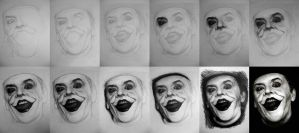 The Joker - WIP by Stanbos