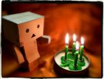 Danbo's New Year by ugnip