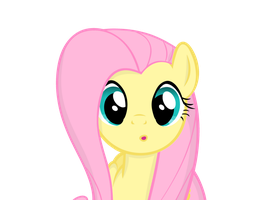 Fluttershy is surprised by Neriani