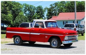 A 1966 Chevy Pickup Truck by TheMan268