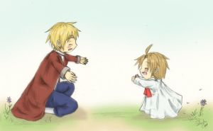 Hetalia-Big Brother England by shunkancat