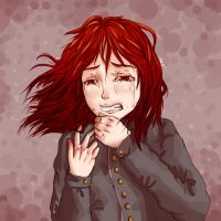 crying girl by Anny96