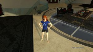 PSHome - Gillian by Malefor666