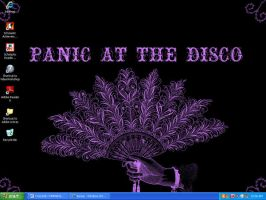Panic at the Disco by AsherDemonSlayer