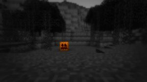 Minecraft - Pumpkin powaaa by AleksCube