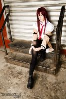 Steins Gate :: Stoop of Science by m-ichiko