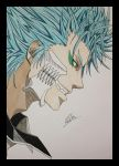 Grimmjow Jaggerjack by katdarkshines