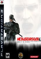 Metal Gear Solid 4 by soccerdemon