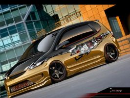 Honda fit by Eimiz